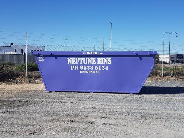 call us or order your skip bins online 6x3 bin clean