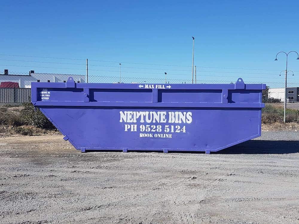 8m3 skip bins rockingham